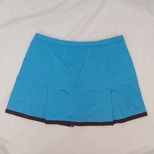 Bolle tennis golf casual athletic skirt skort NWOT